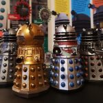 Squad goals! With this issue the Dalek Golden Emperors forces are finally complete! c) Blogtor Who