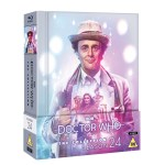 Doctor Who: The Collection - Season 24 - Pack Shot