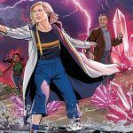 Titan Comics – Doctor Who Comic #4 – Cover C (Christopher Jones)