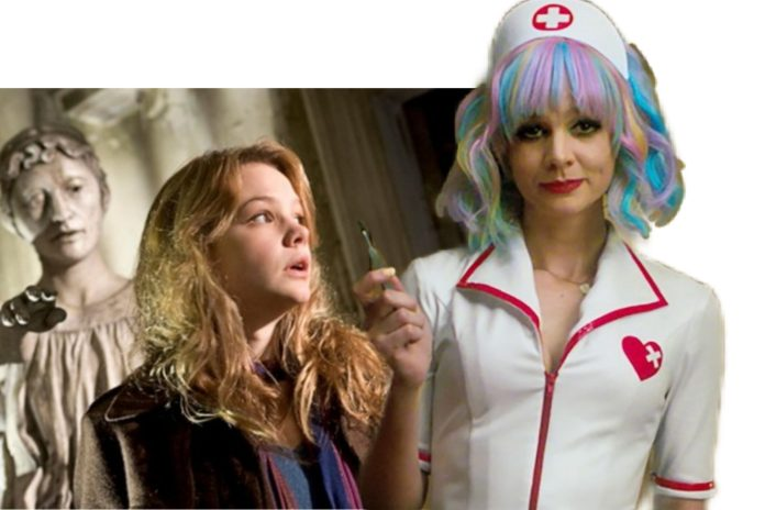 Blink's Sally Sparrow, Carey Mulligan has been nominated as Best Actress for Promising Young Woman Doctor Who Oscars Academy Awards