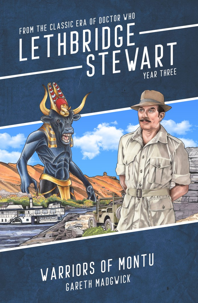Lethbridge Stewart returns for a ninth series of the Doctor Who spin-off novels (c) Candy Jar Books