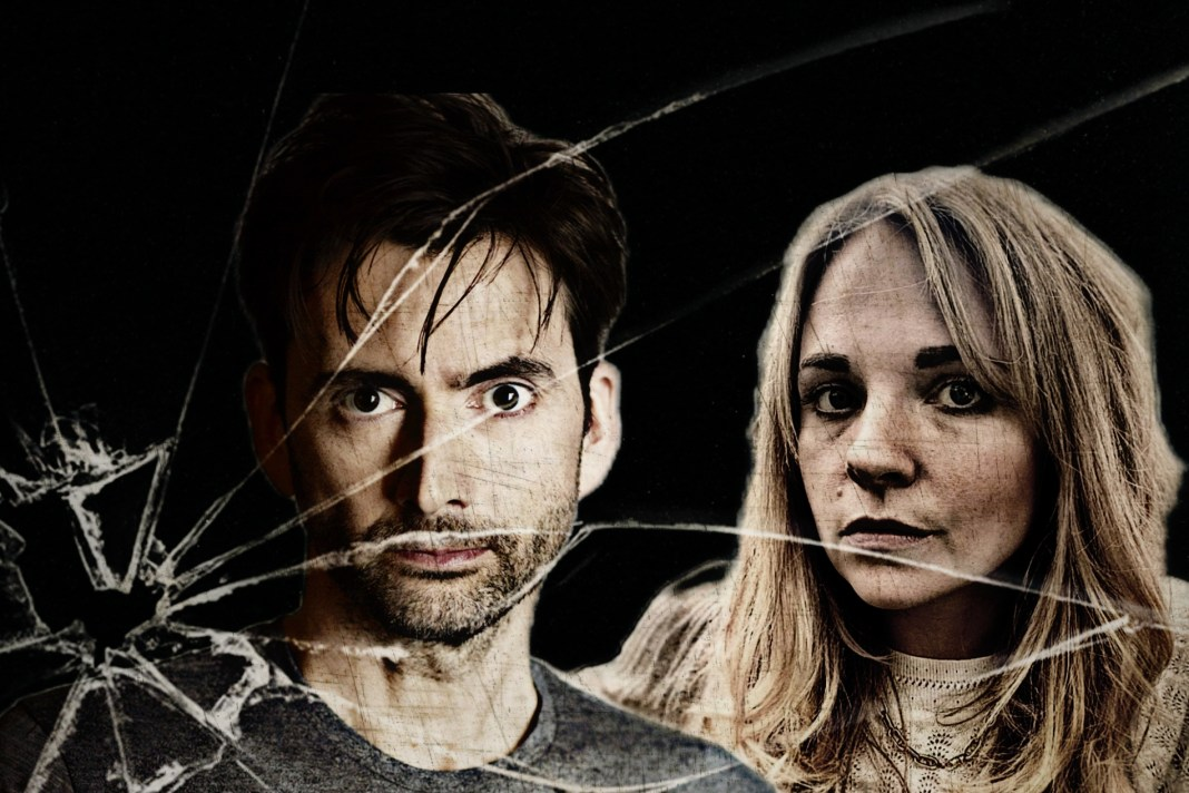 Hide is a new twist of Jekyll and Hyde, featuring David Tennant and Georgia Tennant Doctor Who Tenth Doctor Peacock NBCUniversal