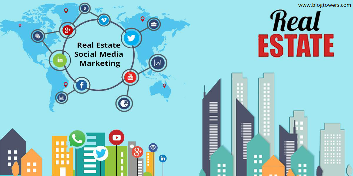 Best social media plan for real estate websites