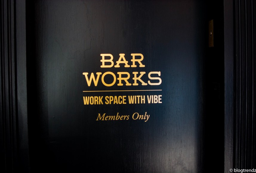 Bar Works San Francisco