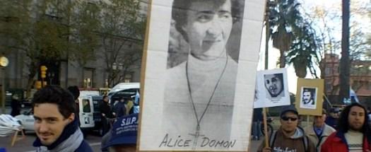 Alice Domon, l'une des disparues françaises