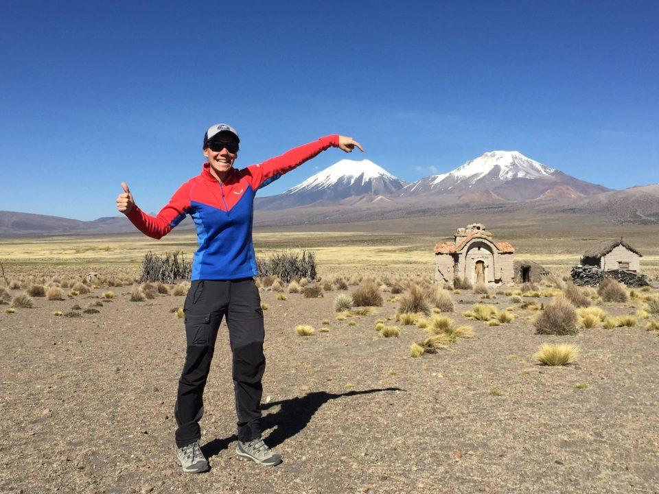 Ascension du Parinacota