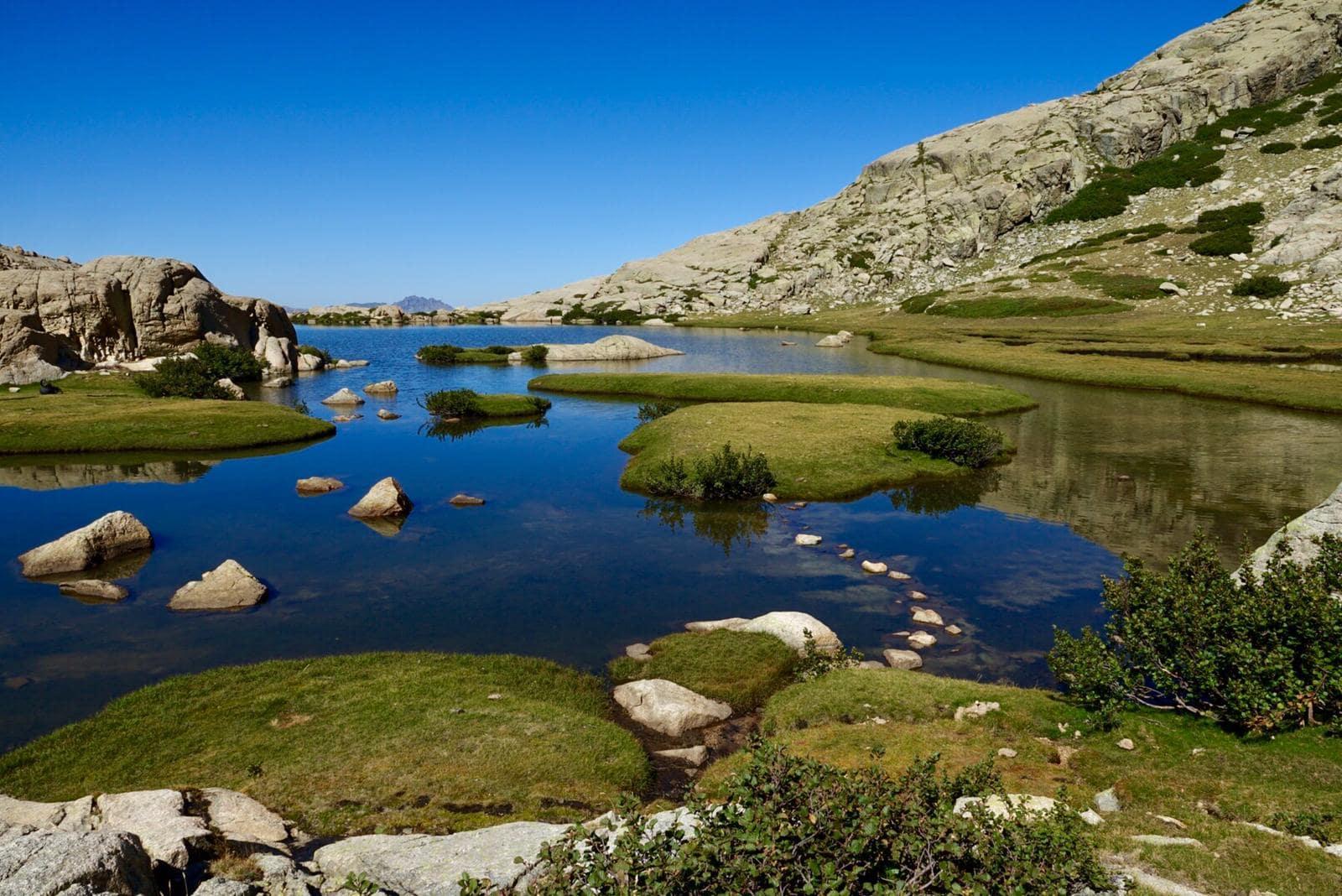 Lac de l'Oriente (Corse)