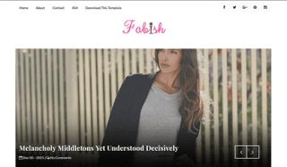 Best Feminine Blogger Templates 2