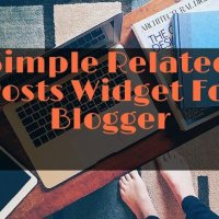 Add Related Posts Widget To Blogger