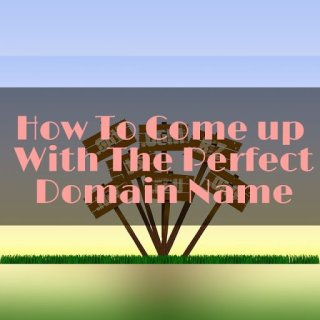 choosing domain name