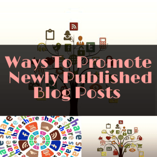 promote newly published post