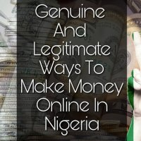 Genuine ways to make money Online in Nigeria