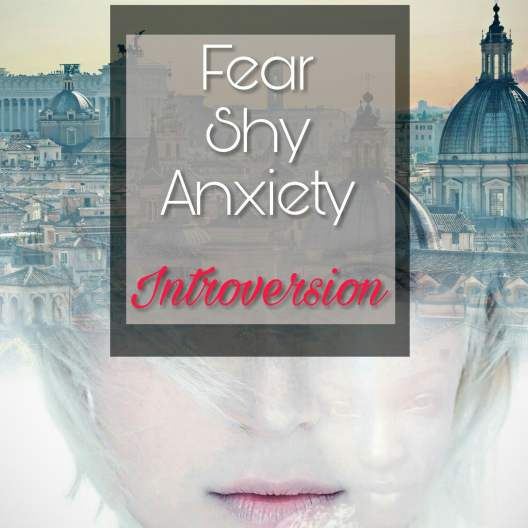 Rants Of Introversion, Fear, Anxiety and Being Shy 1