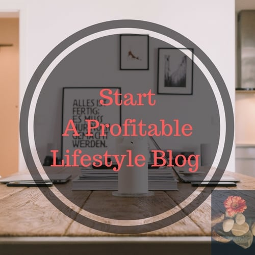 start lifestyle blog