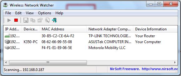 bloquear wifi
