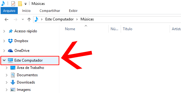 Como passar música do YouTube para Pendrive