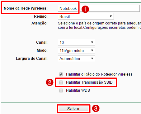 nome wifi