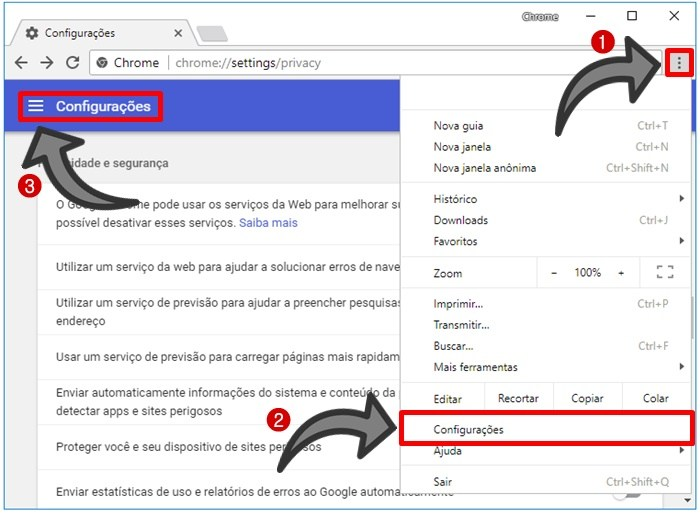 Como atualizar o Google Chrome no PC e Celular