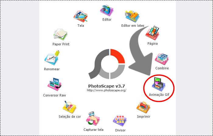 como fazer gifs de fotos no photoscape