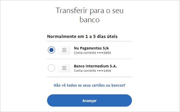 PayPal receber pagamento internacional