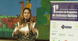 Sumaya Caldas é advogada especialista em Direitos do Paciente com Esclerose Múltipla. Foto: Dalila Ferreira