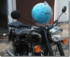 GPS 3D pour moto
