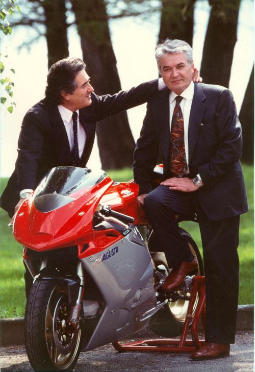 Claudio Castiglioni, et Massimo Tamburini