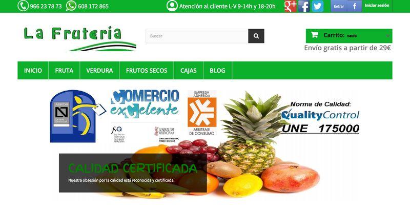 El futuro del mercado de la alimentación está en el e-commerce