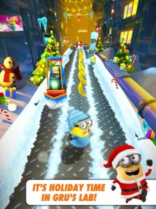 HolidayMinionRush