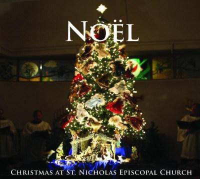 CD: Noel: Christmas at St Nicholas