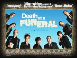 Cast of Death at a Funeral (2007 British film)