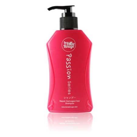 Merk Shampoo Untuk Rambut Bercabang - La rose Rouge Passion Series