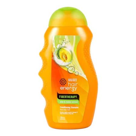 Merk Shampoo Untuk Rambut Bercabang - Makarizo Fibertherapy Conditioning Shampoo