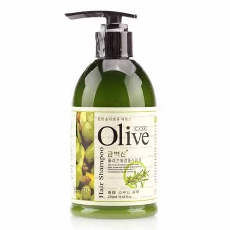 Merk Shampoo Untuk Rambut Bercabang - Olive Shampoo