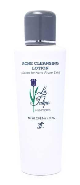 Merk Milk Cleanser Terbaik - La Tulipe Acne Cleansing Lotion