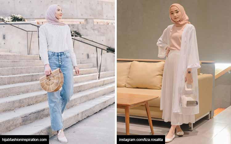 Trend hijab 2020 - clean look