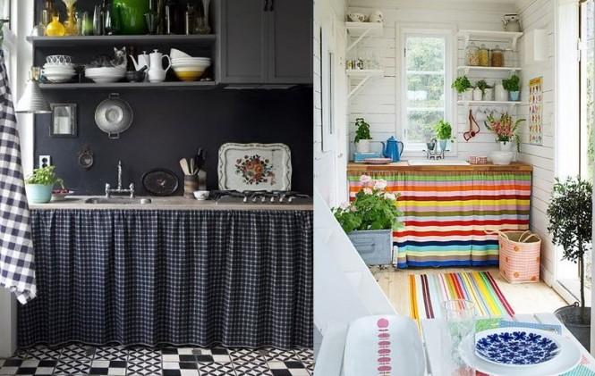 Como montar uma cozinha sem armrio  Vida de Casada