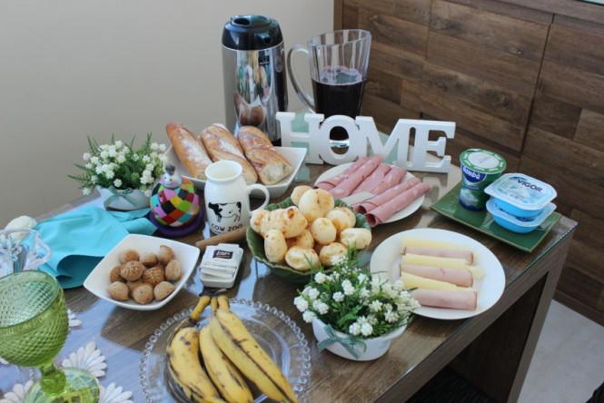 Como preparar a mesa de caf da manh perfeita  Vida de