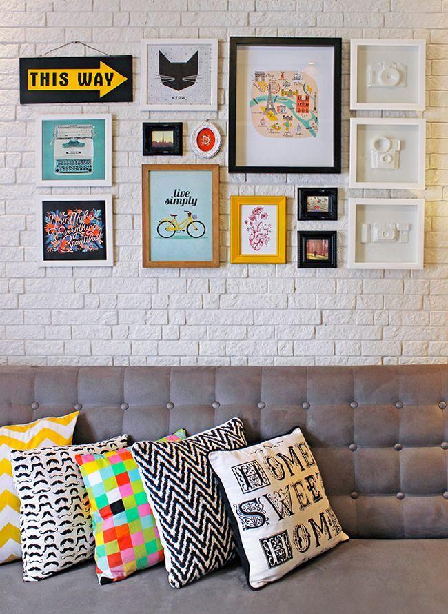 Dicas ideias e truques de decorao de sala de estar