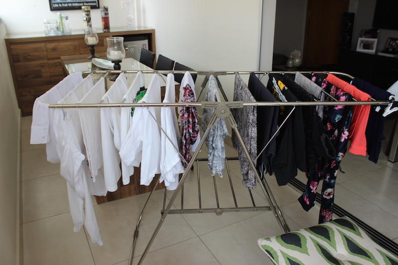 Como secar e passar roupas em dias de chuva  Vida de Casada