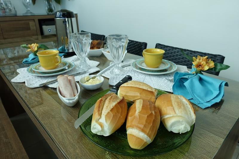 3 Decoraes de Mesa de Caf da Manh para te Inspirar