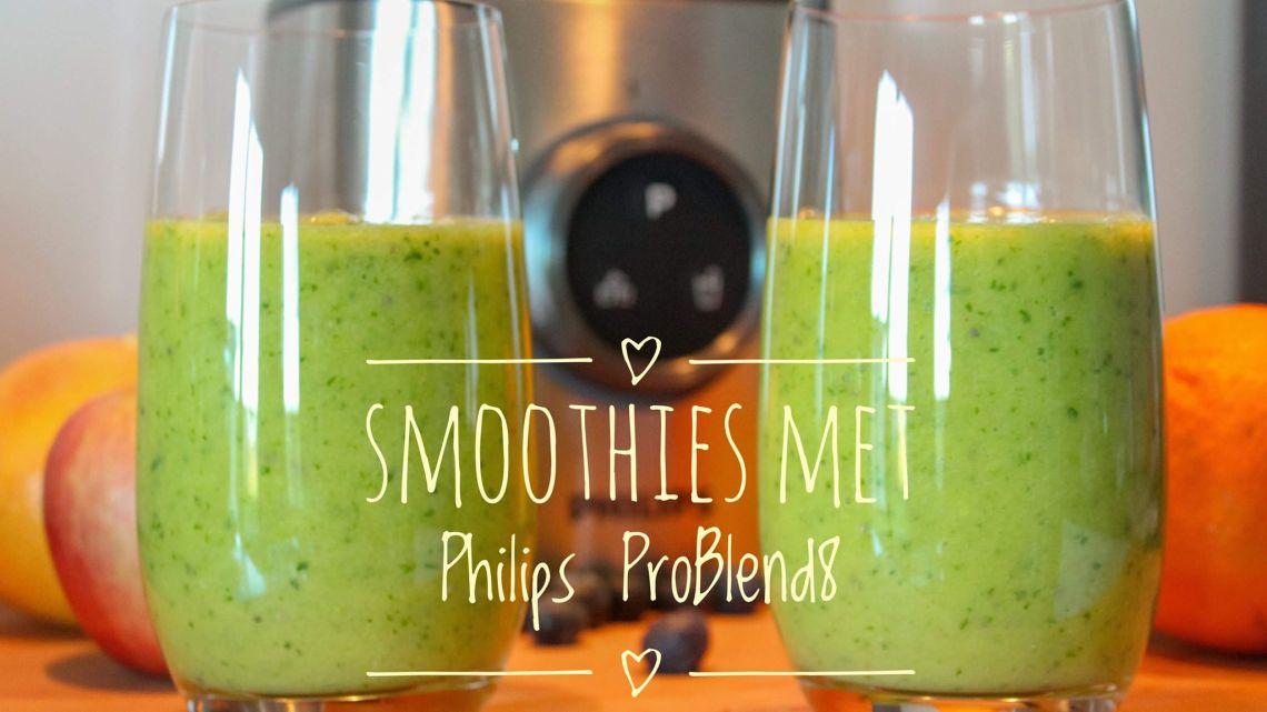 Smoothies met Philips ProBlend 8