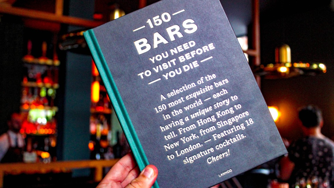 150 Bars you need to visit before you die!