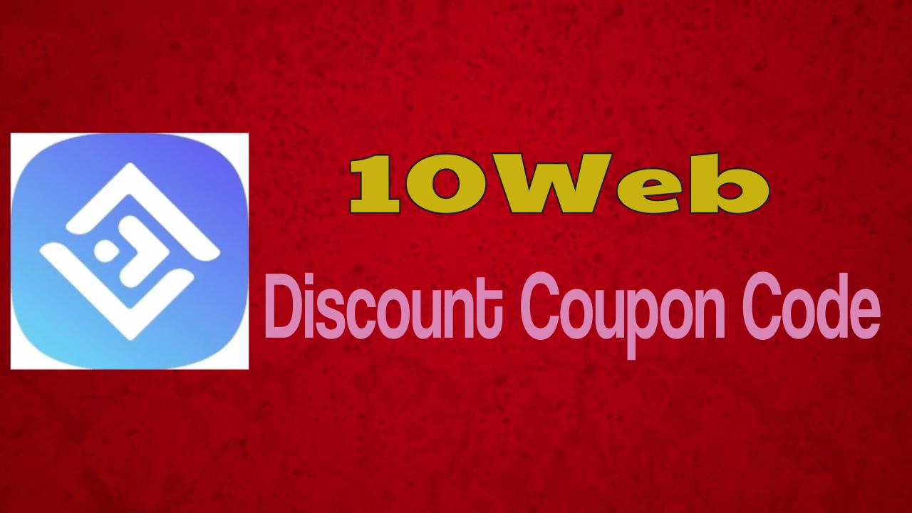 10Web Discount Coupon