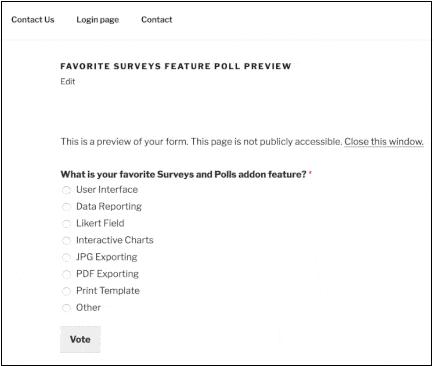 WPForms-Create-Survey-for-WordPress
