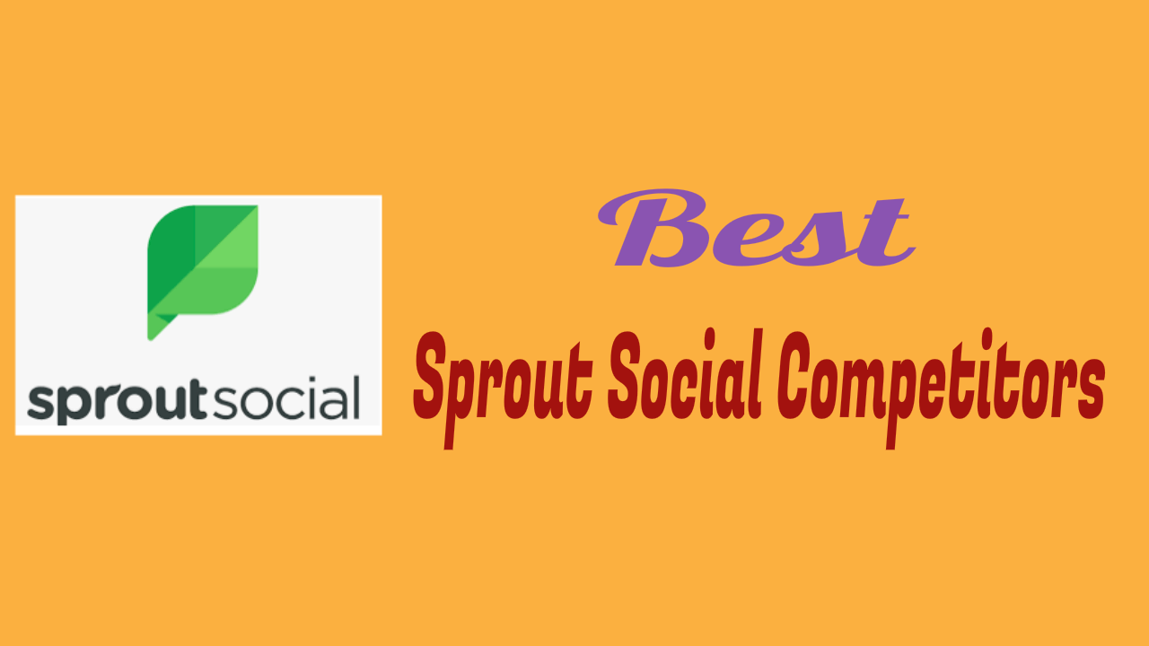 Sprout Social Competitors