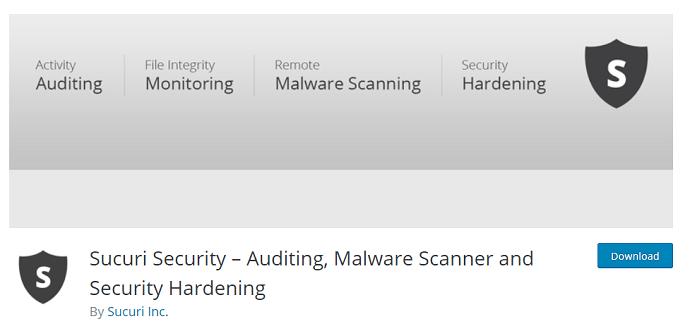 Method 3 Using Scuri Free WordPress Plugin to Scan WordPress Website for Malware