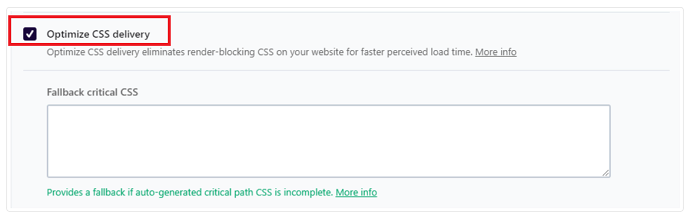defer the non critical css with wp-rocket to reduce blocking time and improve LCP