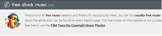 website 5 - free-stock-music.com