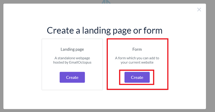 Step 3 Create a Popup Forms